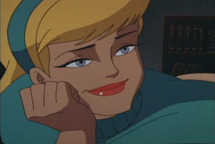 Cindy Batman The Animated Series Wiki Fandom Powered