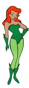 Poison Ivy Design