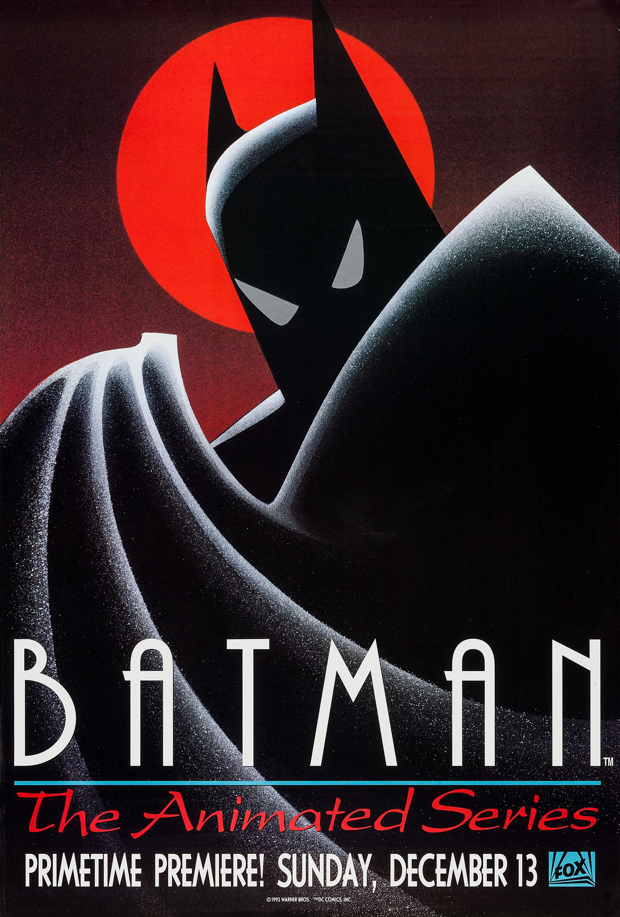 Batman The Animated Series Batmanthe Animated Series Wiki