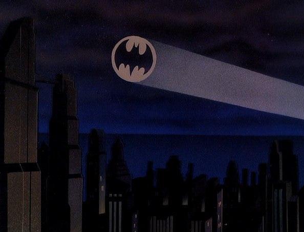 Batsignal Batmanthe Animated Series Wiki Fandom Powered By Wikia