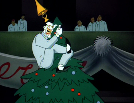 Image - CWtJ 04 - Christmas Tree Joker Star.jpg | Batman:The ...