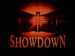 Showdown Title Card