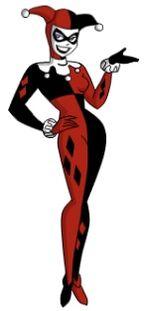 Harley Quinn Design