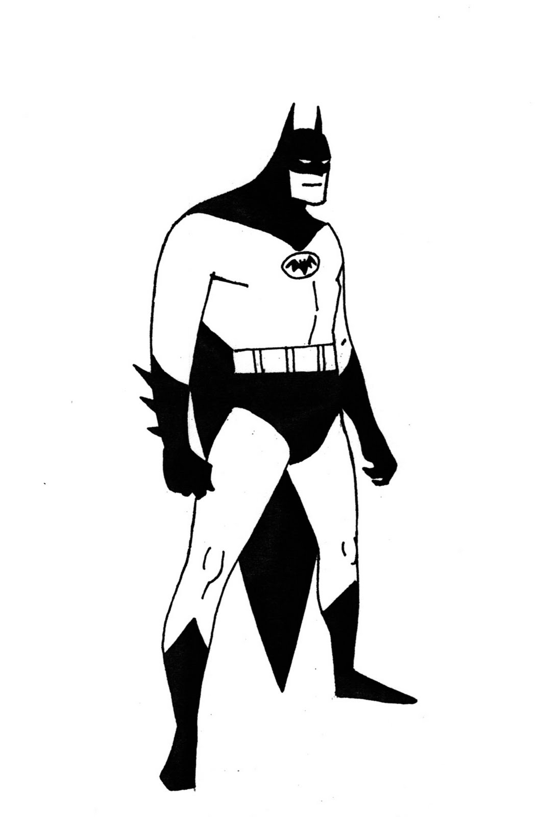 Category Character Galleries Batman The Animated Series