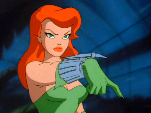 Image result for poison ivy animated series