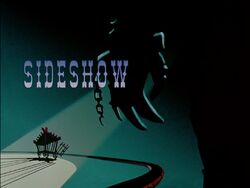 Sideshow Title Card