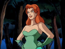 Poison Ivy Batman The Animated Series Wiki Fandom