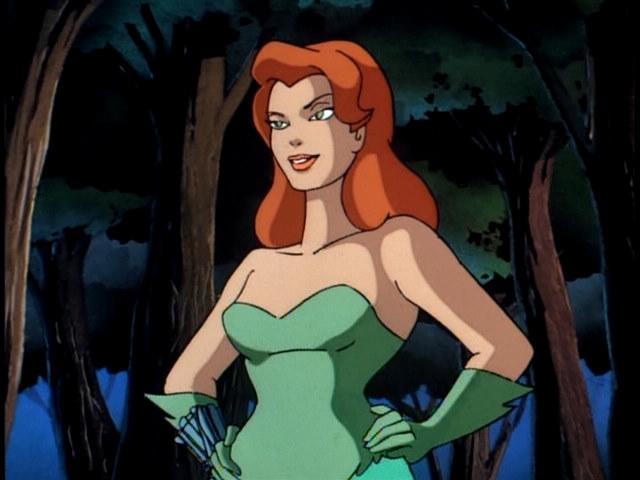 poison ivy batman the animated series wiki fandom powered by wikia