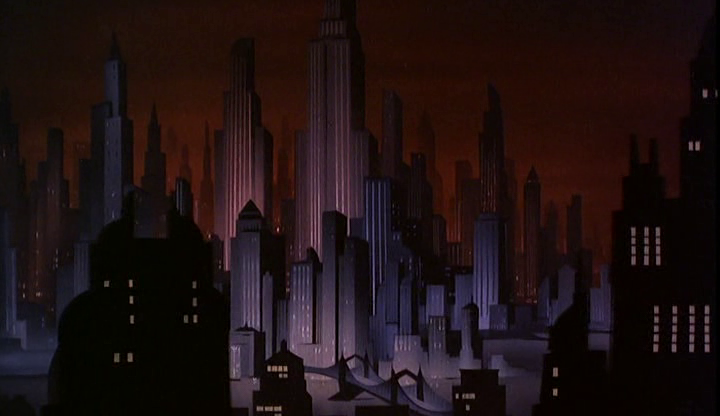 Gotham City | Batman:The Animated Series Wiki | Fandom