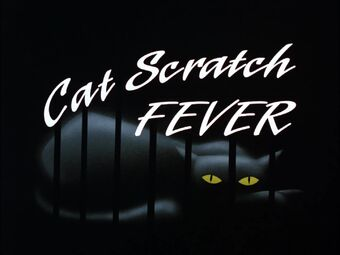 Image result for batman cat scratch fever title card