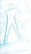 Gotham Knights sketch 1 by Bruce Timm