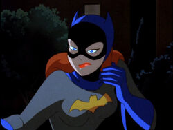 SZ 17 - Batgirl