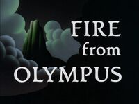Fire from Olympus Title Card