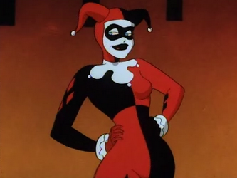 harley quinn batman animated series cosplay