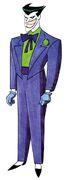 Joker TNBA by Bruce Timm