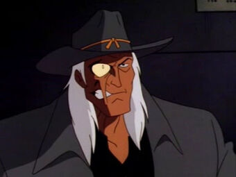 Jonah Hex | Batman:The Animated Series Wiki | Fandom