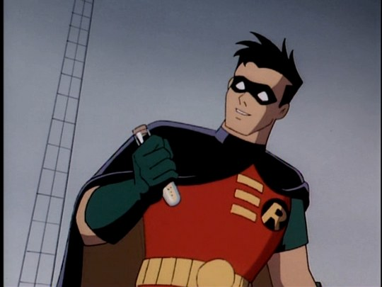 Robin Batman The Animated Series Wiki Fandom Powered