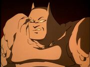 FoC II 35 - Clayface as Batman