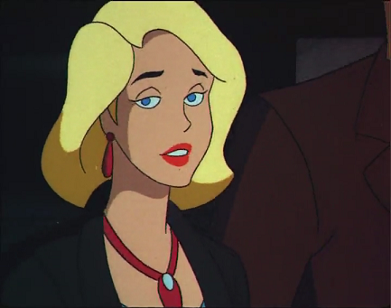 Lisa Clark Batman The Animated Series Wiki Fandom