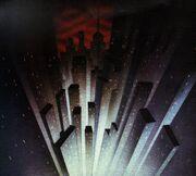 Gotham City by Eric Radomski
