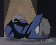 TS 08 - Batcycle