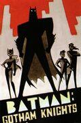 Gotham Knights concept art 2