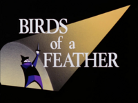 Birds of a Feather-Title Card