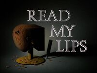 Read My Lips Title Card