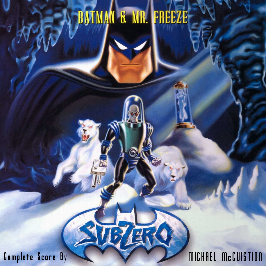 Batman Amp Mr Freeze Subzero Complete Score Batman The