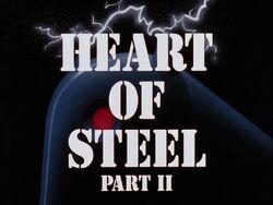 Heart of Steel Part II Title Card