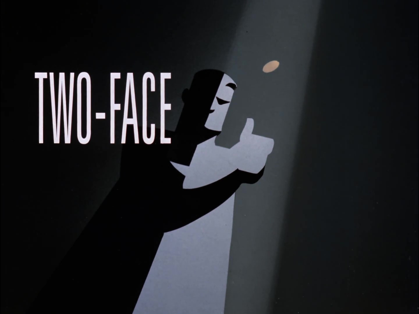 Image result for two face title card
