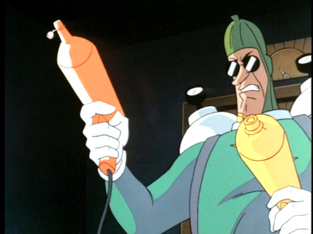 Condiment King Batman The Animated Series Wiki Fandom