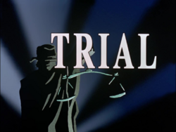 Trial Title Card
