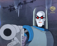 Mister Freeze Litograph