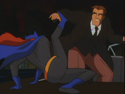 SB II 47 - Batgirl fights Gil