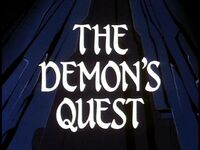 Demon Quest Title Card