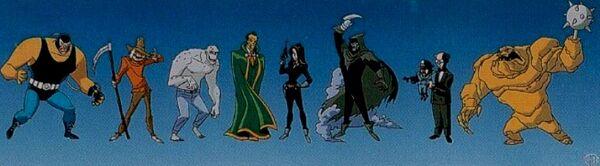 Villains II