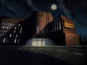 Gotham City Hospital