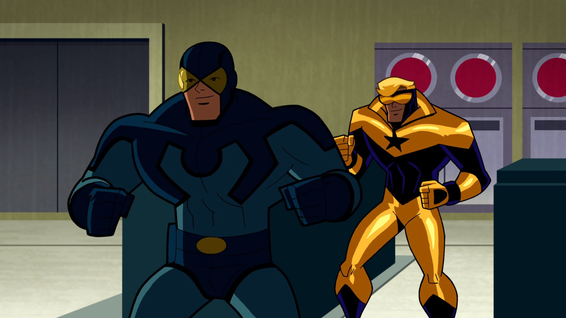 Blue Beetle (Ted Kord) | Batman: The Brave and the Bold ... - photo#8