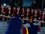 Invasion of the Secret Santas!