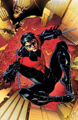 Asa Noturna (Dick Grayson)