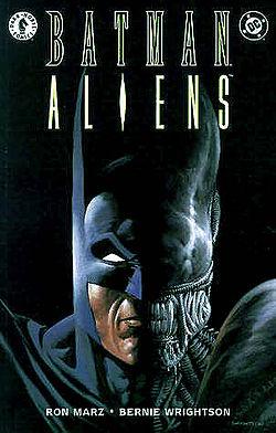 Batman--Aliens