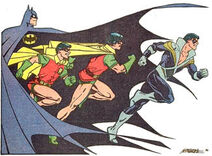 From Robin To Nightwing --