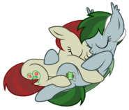 Rosewood and nightlight cuddles by vectorvito-d6noj5z