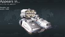 Solar Empire ANTI-AIR VEHICLE
