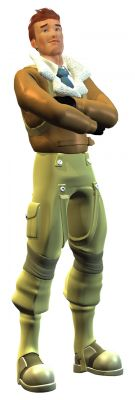 Commander Pierce image