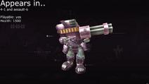 Iron Legion ASSAULT