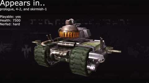 Battalion Wars 2 Unit Dossier - Iron Legion