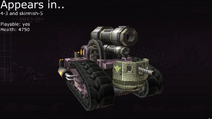 Iron Legion ARTILLERY