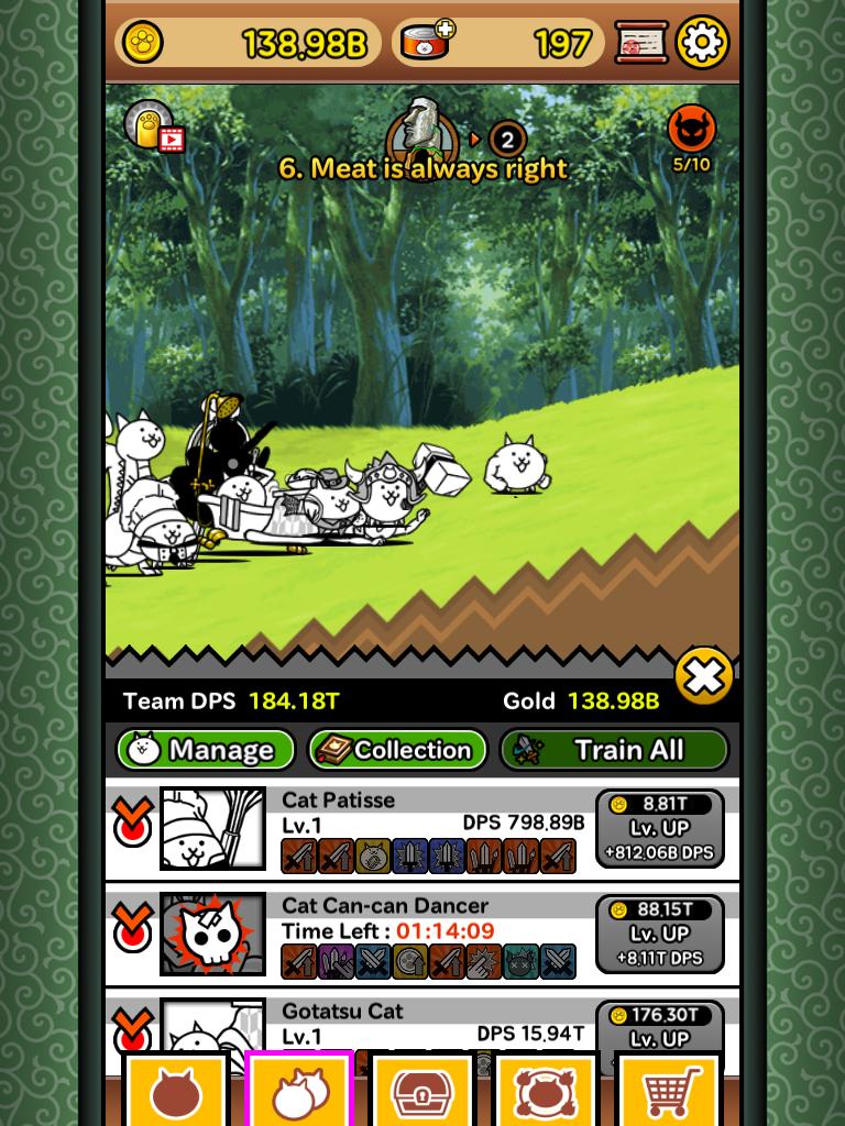 Cat Stunning Battle Cats Rangers Wiki Fandom Powered By Wikia